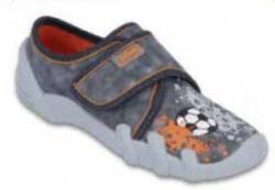 Chlapčenské plátené papuče BEFADO 273X236