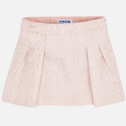 Dievčenská sukňa MAYORAL 4906-060 nude
