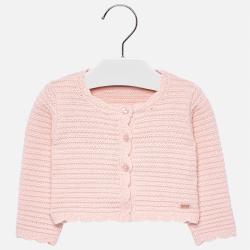 Dievčenský sveter pletený MAYORAL 2338-056 rose