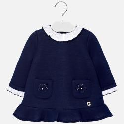 Dievčenské šaty MAYORAL 2940-018 navy