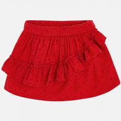MAYORAL dievčenská sukňa 4908-028 red