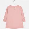 Dievčenská tunika šaty s potlačou MAYORAL 4972-090 petal