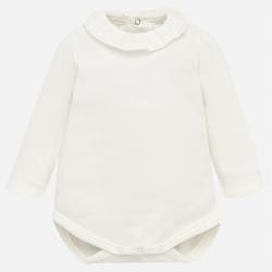 Dievčenské bavlnené body  MAYORAL125-092 Natural