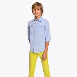 MAYORAL chlapčenské nohavice 520-024 limo