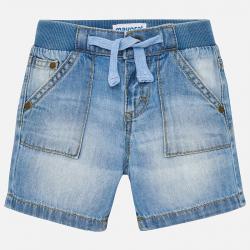 MAYORAL chlapčenské krátke nohavice 203-084 Light