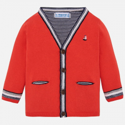 MAYORAL chlapčenský sveter 1315-027 Crab