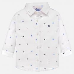 MAYORAL chlapčenská košeľa 1131-090 White