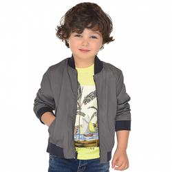 MAYORAL chlapčenský  prechodný kabát 3431-027 limo