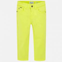 MAYORAL chlapčenské nohavice 509-086 limo