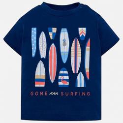MAYORAL chlapčenské tričko 1023-059 blue