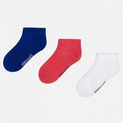 MAYORAL chlapčenské ponožky 10575-077 roy.blue