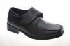 Chlapčenská čierne elegantná obuv 4276 black
