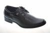 Chlapčenská čierne elegantná obuv 4219 black