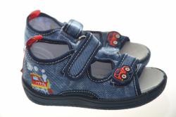 Chlapčenské papučky sandálky 1431 blue