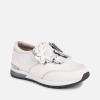 Prechodná dievčenská obuv MAYORAL 43005-032 White