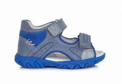Letné sandále D.D.STEP AC625-5016 royal blue