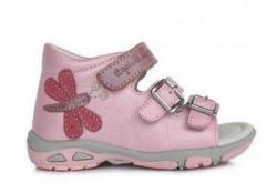D.D.STEP  letné sandále AC290-7042EU pink