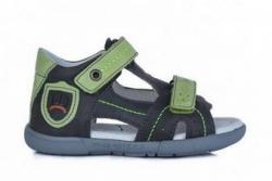 D.D.STEP  letné sandále AC048-807M dark grey