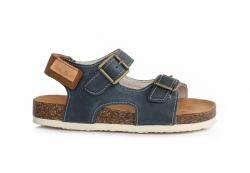 D.D.STEP korkové sandále AC051-3L royal blue