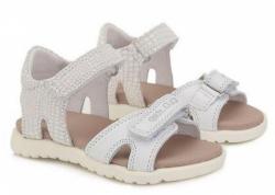 Letné dievčenské sandále D.D.STEP AC055-3AL white