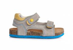 D.D.STEP korkové sandále AC051-1AL grey