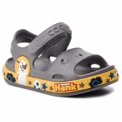 Detské sandále COQUI FOBEE 8851 grey/yellow