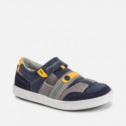 Chlapčenská letná obuv MAYORAL  45095-010 navy