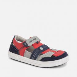 Chlapčenská letná obuv MAYORAL  45095-011 red