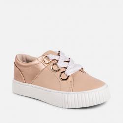 Športová dievčenská obuv MAYORAL  45007-037 copper