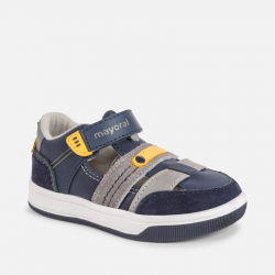 Chlapčenská letná obuv MAYORAL 41062-027 Navy