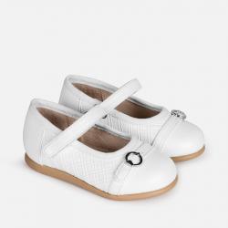 Balerínky dievčenské MAYORAL MAYORAL 41014-049 white