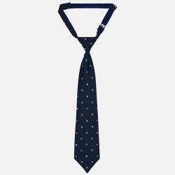 MAYORAL chlapčenska kravata vzorovaná 10608-064 Flags