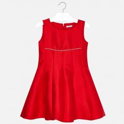 MAYORAL dievčenské letné šaty 6926-094 Red