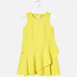 MAYORAL  dievčenské letné  šaty 6924-073 Citrus