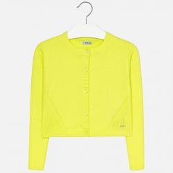MAYORAL dievčenský sveter 332--049 citrus