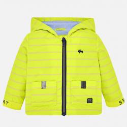 Chlapčenský  kabát  na zips MAYORAL 1438-030 citrus
