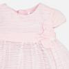 MAYORAL dievčenské šaty 1826-074 rose