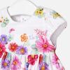 Dievčenské baby šaty MAYORAL 1834-031 flower