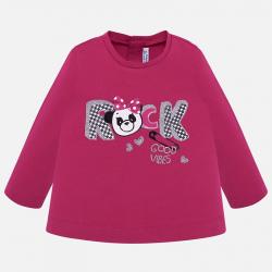 MAYORAL  dievčenské  tričko 2016-097 fuxia