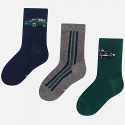 MAYORAL chlapčenské ponožky 3 páry 10678-048