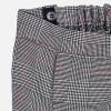 Dievčenské kockovamé nohavice MAYORAL 4504-096 navy
