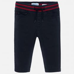 MAYORAL chlapčenské nohavice s pásom na gumu 2541-035