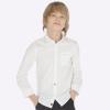 Chlapčenská košeľa s motýlikom MAYORAL 7120-055 white