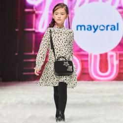 MAYORAL čierna dievčenská kabelka 10719-081 Black