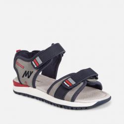 Športové chlapčenské sandále MAYORAL 45111-080 Gray