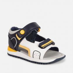MAYORAL chlapčenské sandále 41080-055 White