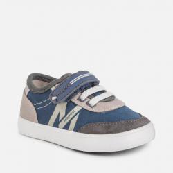 Chlapčenská prechodná obuv MAYORAL 41056-016 Jeans