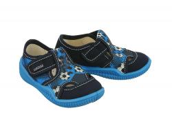 VIGGAMI chlapčenské textilné papuče ADAS malý