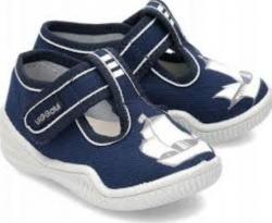 VIGGAMI chlapčenské textilné papuče MARCEL