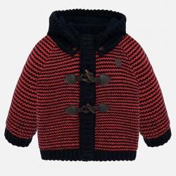 Chlapčenský sveter pletený MAYORAL 2329-063 pumkin